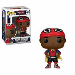 Funko Pop Marvel Animated Spider Man Miles Morales Cape