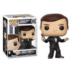 Funko - Funko Pop Movies James Bond Roger Moore