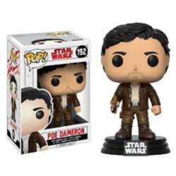 Funko - Funko Poc Star Wars Sw The Last Jedi Poe Dameron