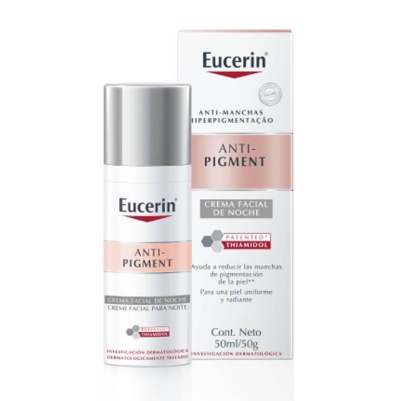 EUCERIN - Crema facial Anti-Pigment noche 50ml