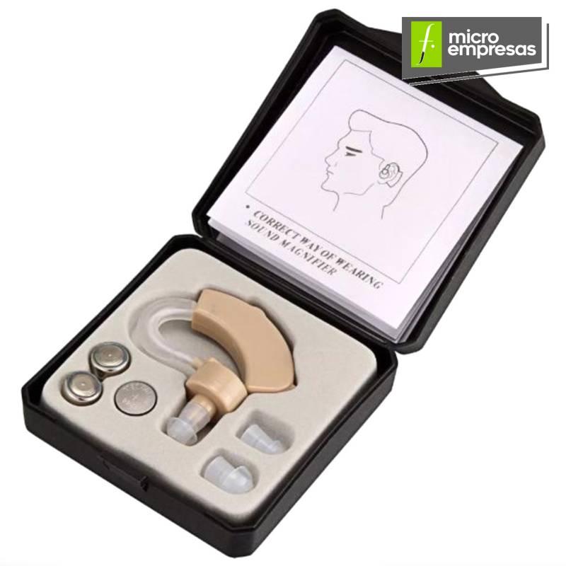 123. - Audifonos Sordera Ortopedicos Amplificador Sonido