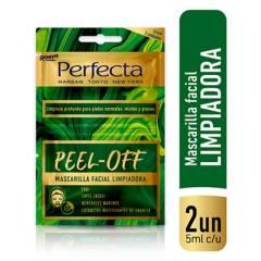 PERFECTA - Máscara Facial Peel Off Limpieadora