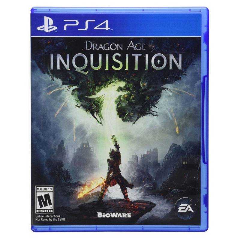 PLAYSTATION - Dragon Age Inquisition Ps4 - Rest Of Latam