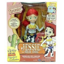 Figura Jessie Toy Story Español - Coleccion Oficia