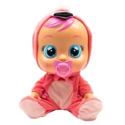 Muñeca Cry Babies Fancy Flamingo