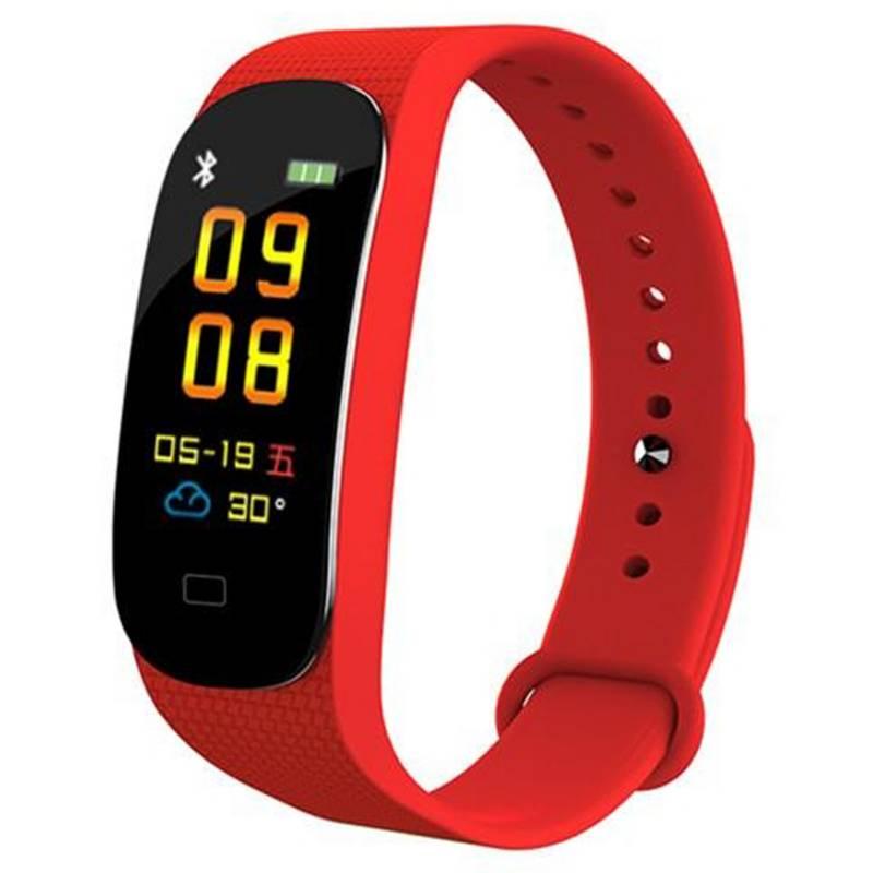 GENERIC - Smartband M5 Rojo