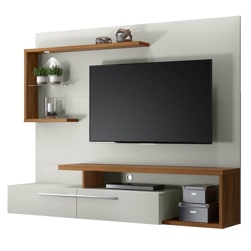 """FAVATEX - Panel TV Ext 60"""" City Nogeira"""
