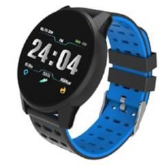 BAKEEY - SmartWatch B2 Reloj inteligente monitor cardíaco