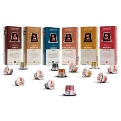 Pack Mix Completo - 60 Cápsulas para Nespresso