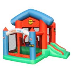 HAPPY HOP - Juego Inflable Casita Feliz