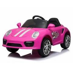 TALBOT - Vehículo Infantil Cabrio Rosa