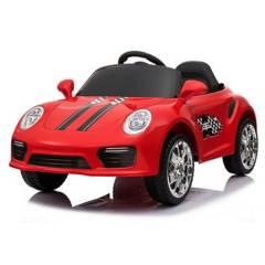 Talbot - Vehículo Infantil Cabrio Rojo