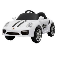 Talbot - Vehículo Infantil Cabrio Blanco