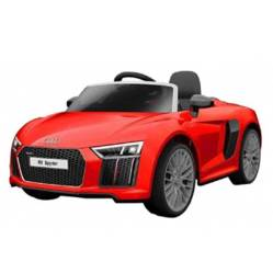 Talbot - Audi R8 Rojo