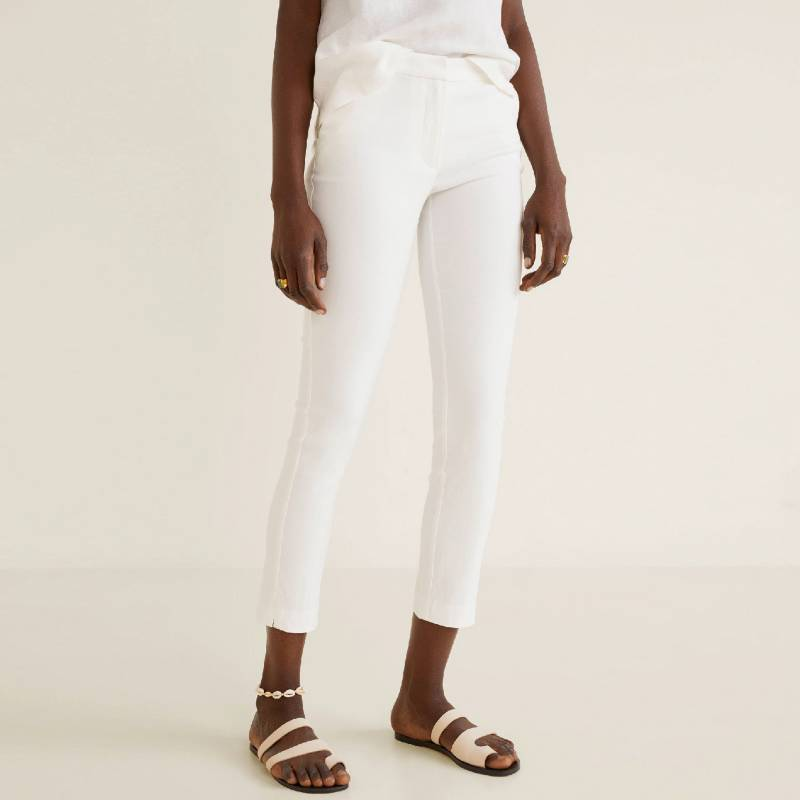 Mango - Pantalón Skinny Fit Mujer