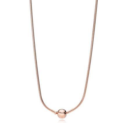a9df12ad5886 Pandora. Collar Pandora Rose Essence