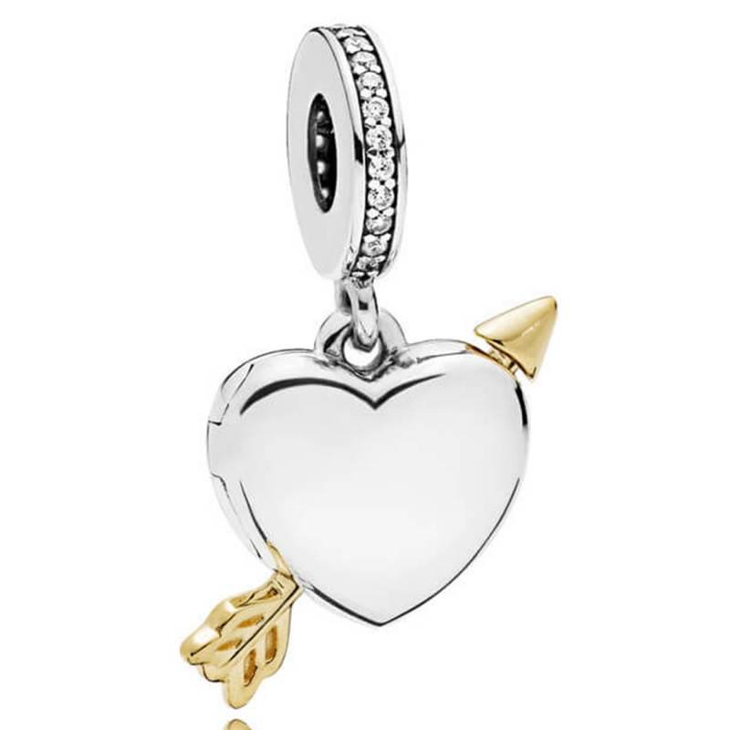 PANDORA - Charm en Plata Flecha de Amor