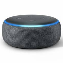 Amazon - Amazon Echo Dot 3 Parlante Inteligente Alexa