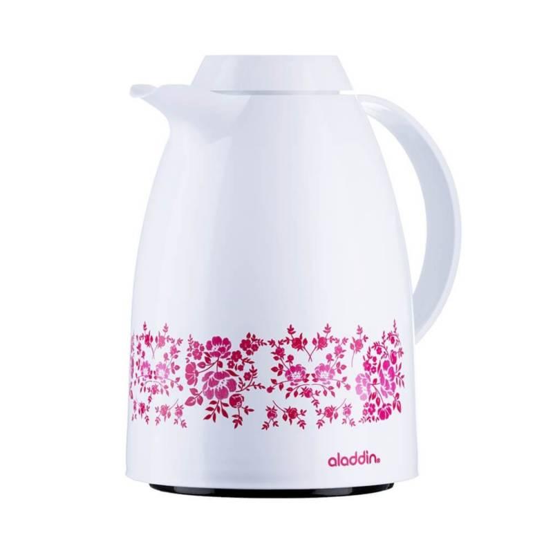 ALADDIN - Jarra Térmica Verona Liberty Blanco/Rosado 750 ml