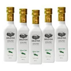 12 Aceite de Oliva Ají Verde