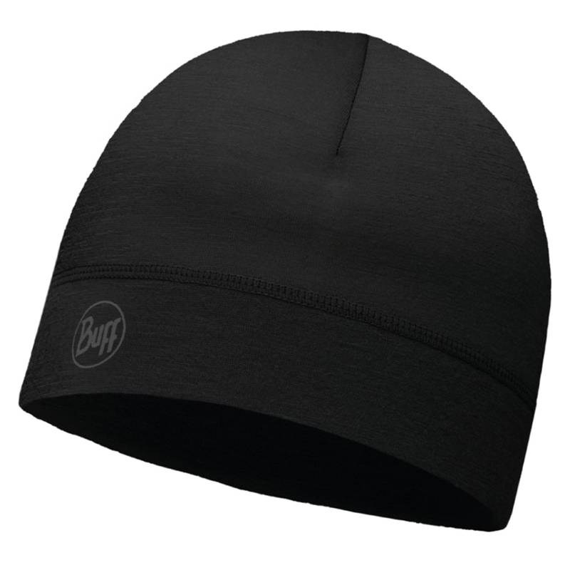 BUFF - Thermonet Hat Solid Black