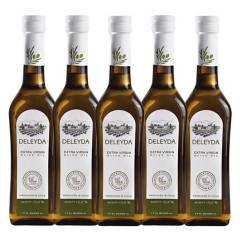 DELEYDA - 6 Botellas Aceite de Oliva Classic 750 ml