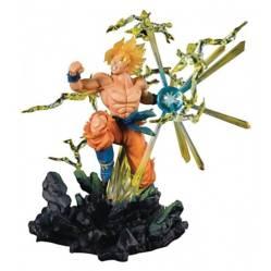 Tamashii Nations - Figuartszero Super Saiyan Son Goku The Burning