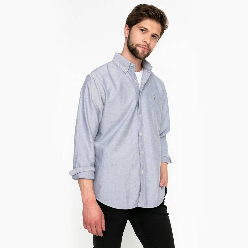 Polo - Camisa Manga Larga Hombre