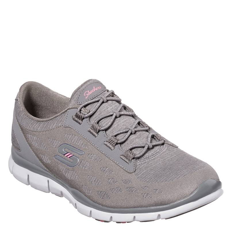 Skechers - Zapatilla Urbana Mujer Q3Q4-23361-GR