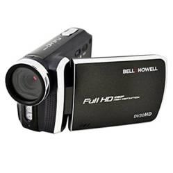 CAMARA VIDEO Bell + Howell DV30HD-BK HD