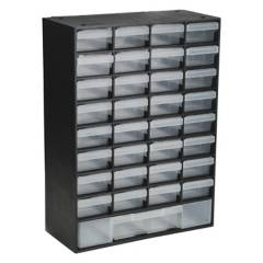 RACKEXPRESS - Gabinete Organizador Plástico 33C