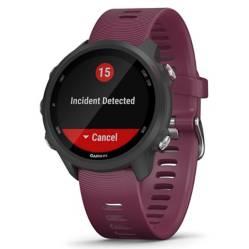 Smartwatch Forerunner 245 Black Merlot