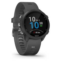 Garmin - Smartwatch Forerunner 245 Black Slate