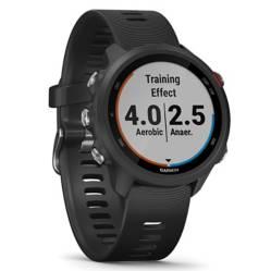 Smartwatch Forerunner 245 Music Blk Red