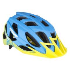 LIMAR - Casco 885 M.T.B. Superlight Azul Amarillo Talla M