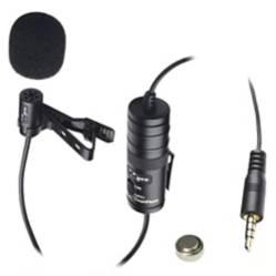 Microfono Vidpro Xm-L Lavalier Condensador