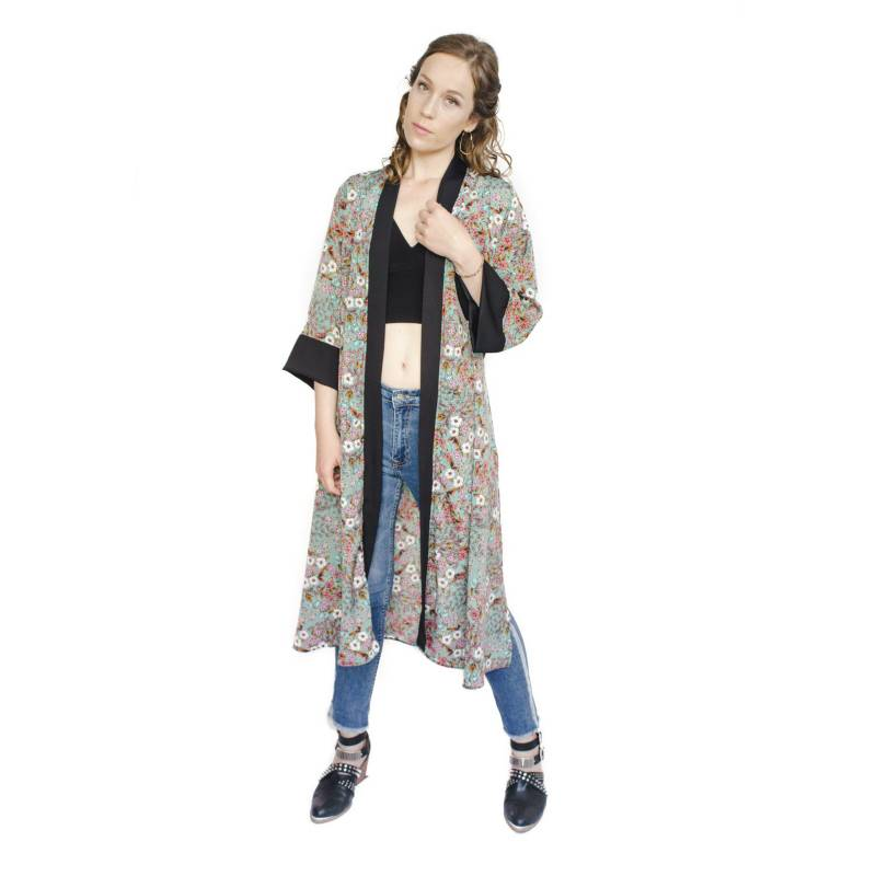 NATALIA SEGUEL - Kimono Largo