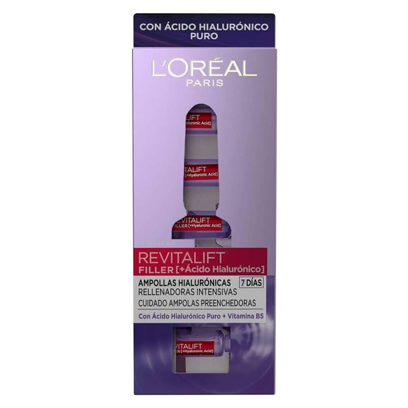 ampollas revitalift acido hialuronico precio