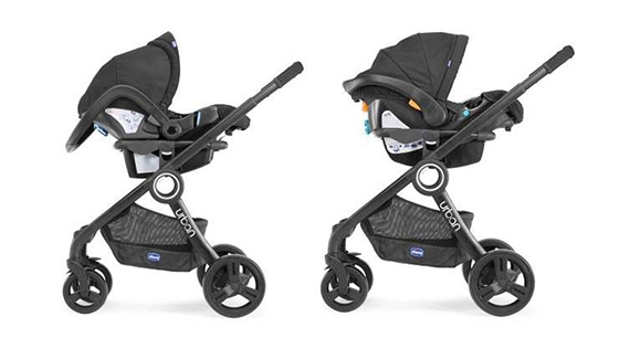 Coche urban travel system