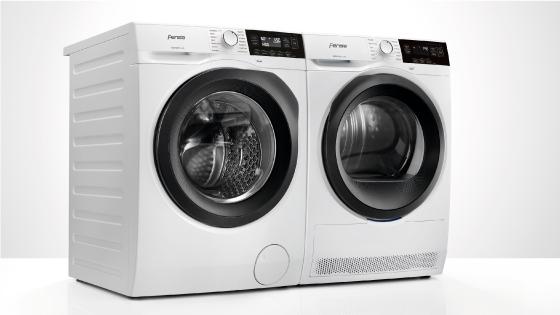 La elegancia de la nueva secadora Fensa Europe 8D, hace que luzca bien en cualquier espacio de tu casa.