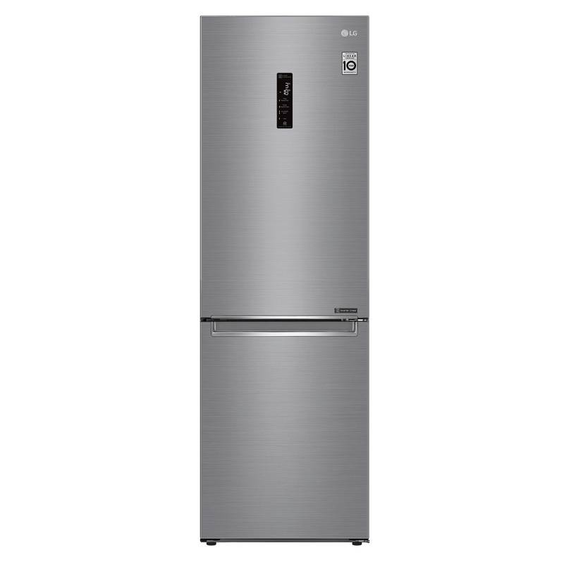 LG - Refrigerador Bottom freezer 341 Lt LB37MPP