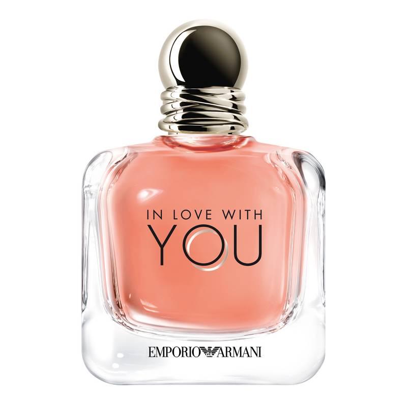 GIORGIO ARMANI Perfume Mujer In Love with You 100 ml EDP - Falabella.com