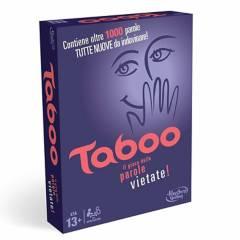 HASBRO - Juego Taboo Tabú