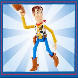 Toy Story - TS4 BSC FIG MV WOODY