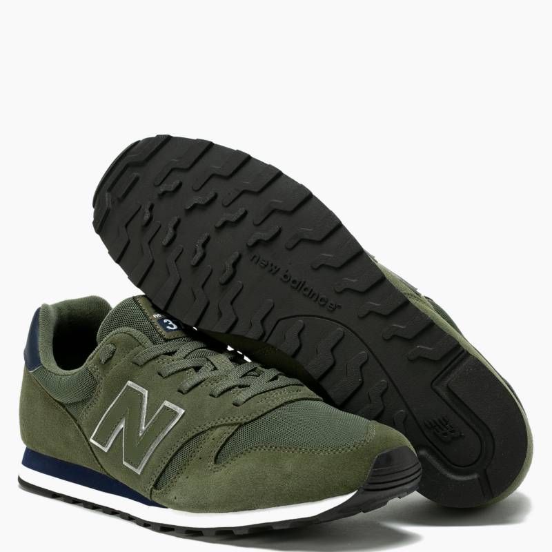 new balance 373 hombre verde