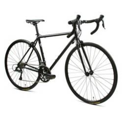 P3 Cycles - Bicicleta Velo Rutera Negra Talla Xl