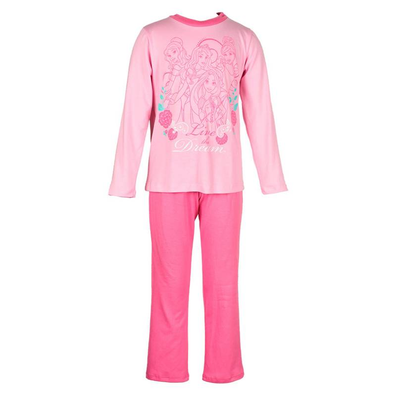 Disney - Pijama Estampado, Princesa