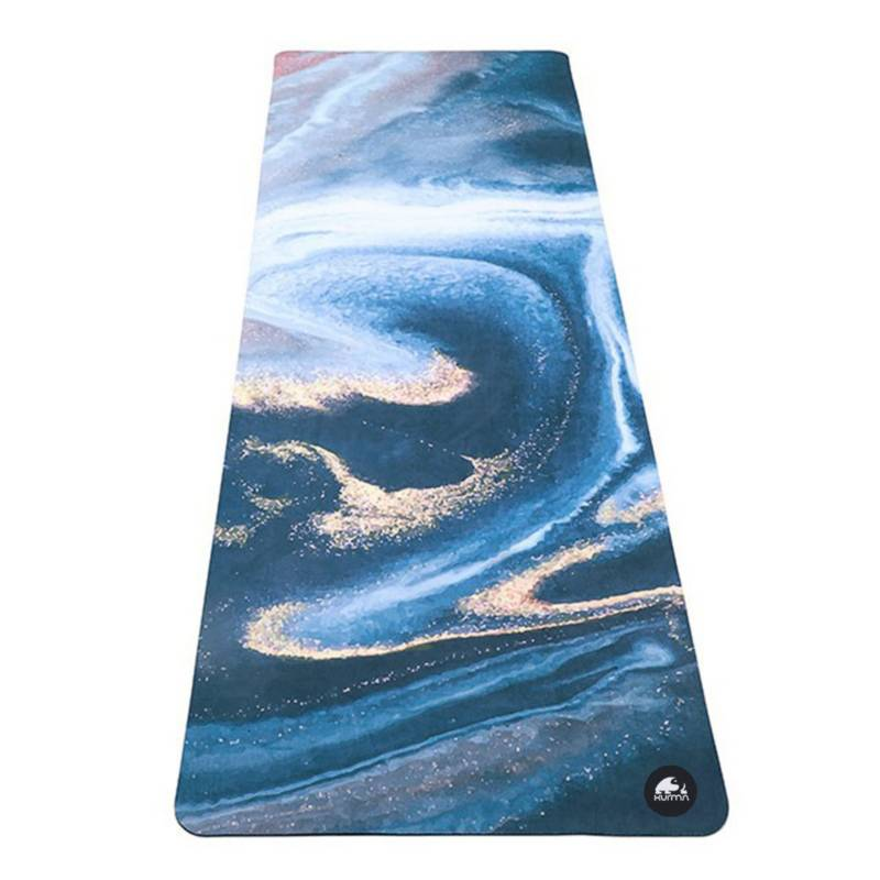 KURMA - Mat de yoga Universe Microfibra 2mm Antideslizante