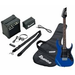 IBANEZ - Set de Guitarra Eléctrica Ibanez IJRX20U BL