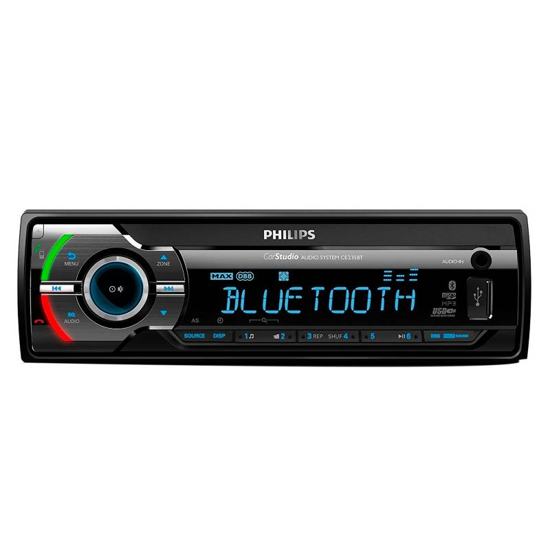 PHILLIPS - Philips Radio CE235Bt/56 USB AUX SD
